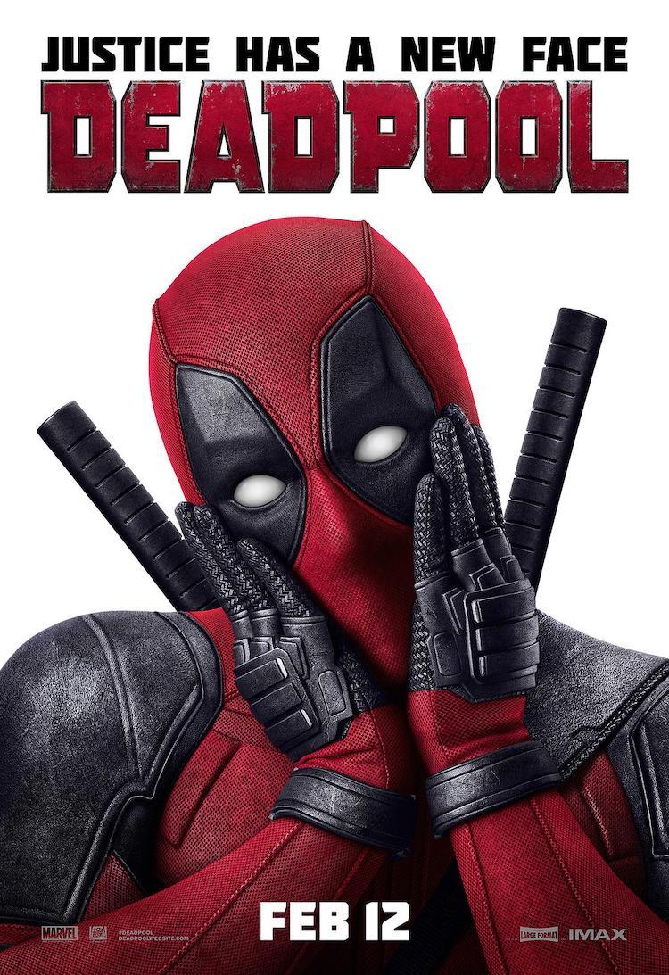 《死侍》(Deadpool)电影影评:没有最贱,只有更贱的非典型英雄