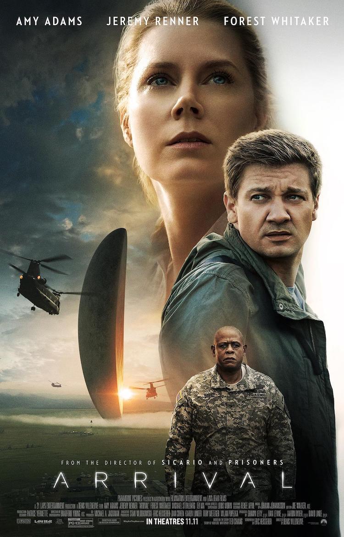 《降临》观后感:将科幻电影从外星回归到每个人内心的小宇宙