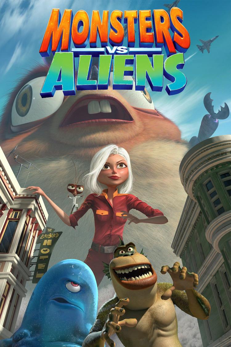 《怪兽大战外星人》电影影评:简单有趣的商业娱乐动画电影