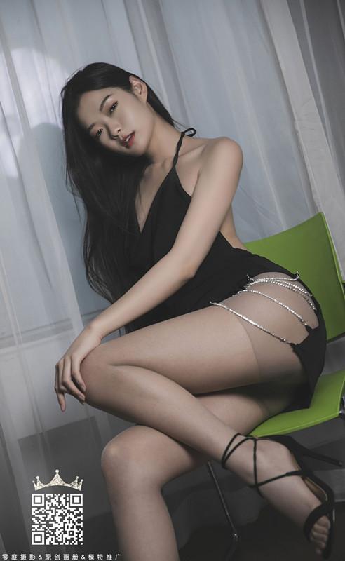 LD零度摄影 NO.097 梦梦 高跟丝腿[45P]