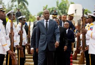 海地总统遇刺身亡:一个脆弱国家的政治暴力史