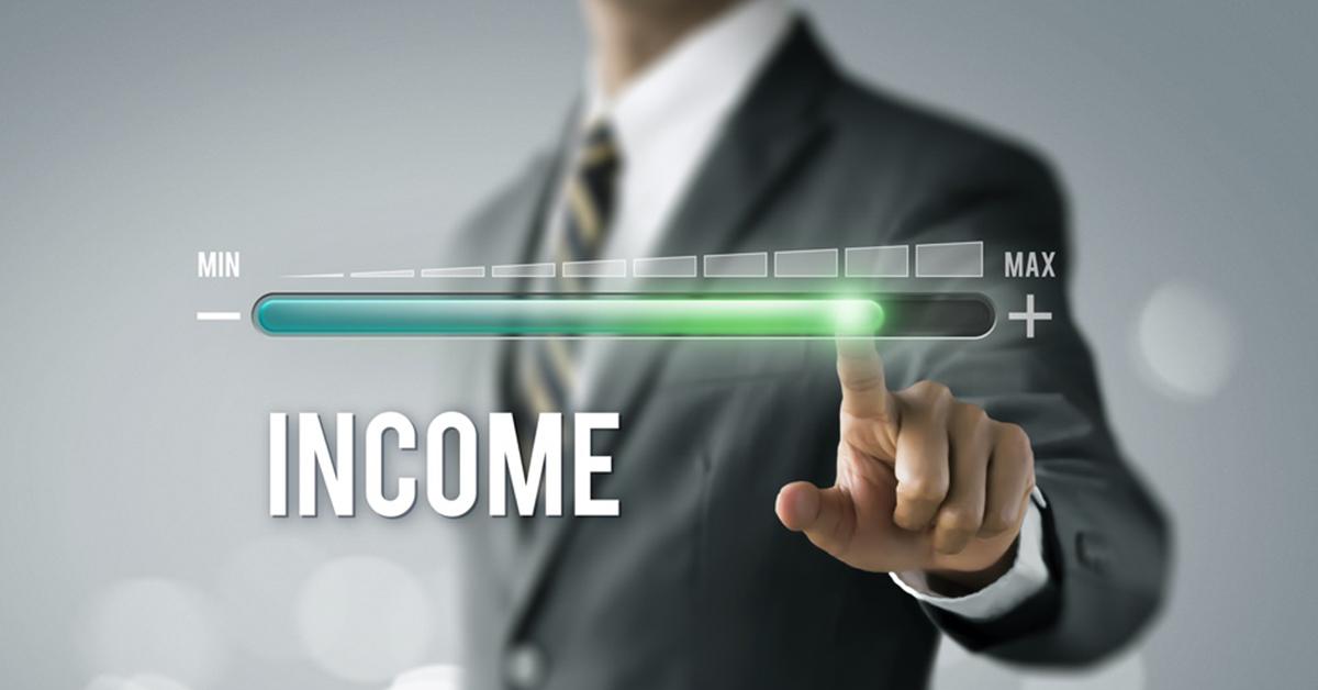 五种增加收入的方法