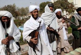 """塔利班与阿富汗的""""人民选择"""""""