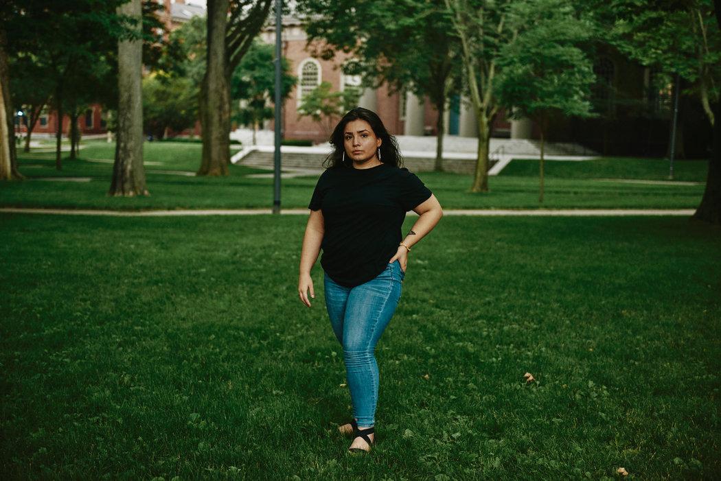 今年夏天,即将升入大四的席尔瓦娜·戈麦斯得以留在学校。