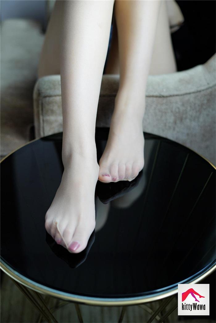 ⭐kittyWawa袜小喵⭐KT009《凳子、马桶、浴缸》[99P/19MB]插图1