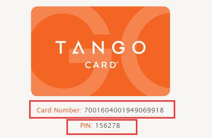 什么是 Tango Card - 国外问卷调查赚钱基础