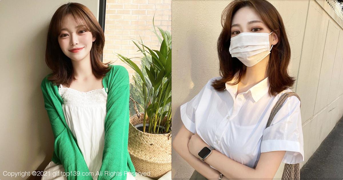 韩国美女「위성희」浑圆的大眼清纯迷人