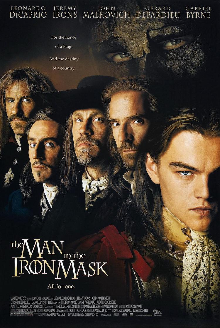 《铁面人》电影:故人两方面对的冲突矛盾是电影看点