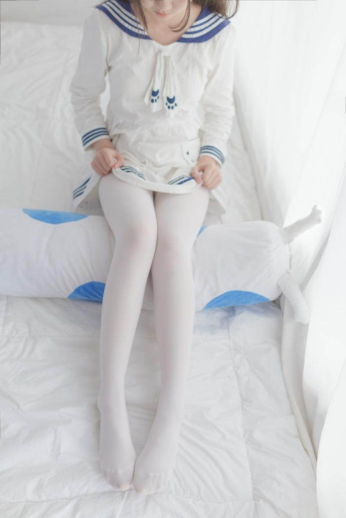 ⭐少女秩序⭐美丝写真-VOL.009诱人的白丝长腿[32P/198MB]插图