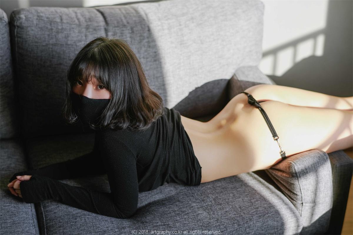 ⭐韩国写真⭐姜仁卿-清纯美女@NO.009 ARTGRAVIA_VOL45【49P/360MB】插图