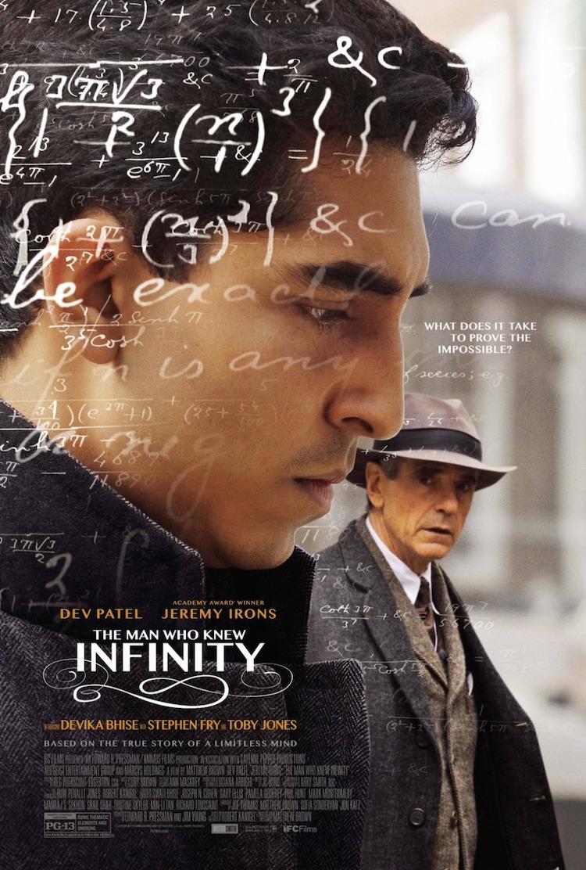 《知无涯者》电影影评:有限的人生求无限的解答