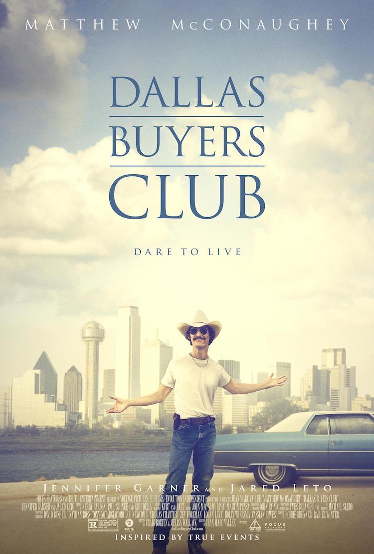 【电影影评】《达拉斯买家俱乐部》:从宿命论到不向命运屈服