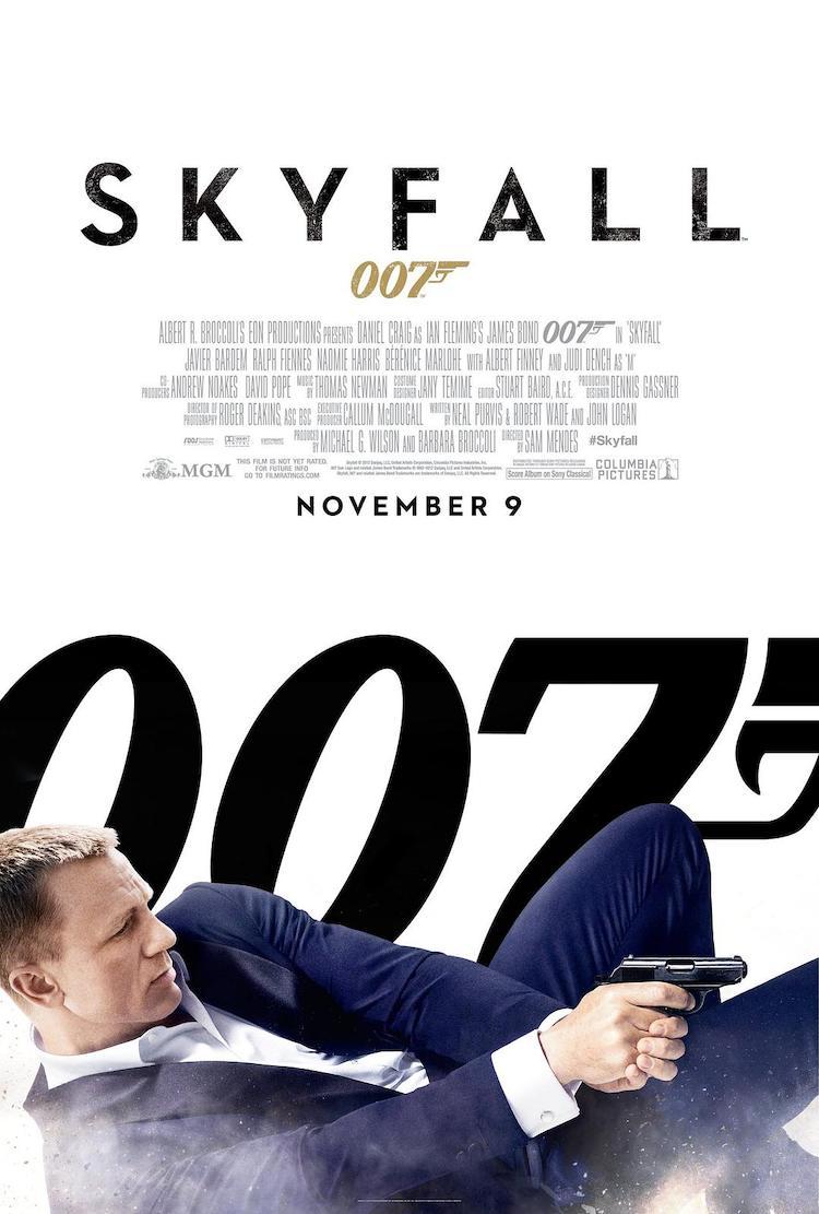 【影评心得】《007:大破天幕杀机/007之天降杀机》:怎么跟他第一部演的007差那么多?