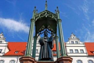 造访宗教改革起源地的德国小镇