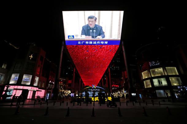 拜登告诉中国国家主席习近平,如果他认为美国是一个衰落的大国,那他就错了。