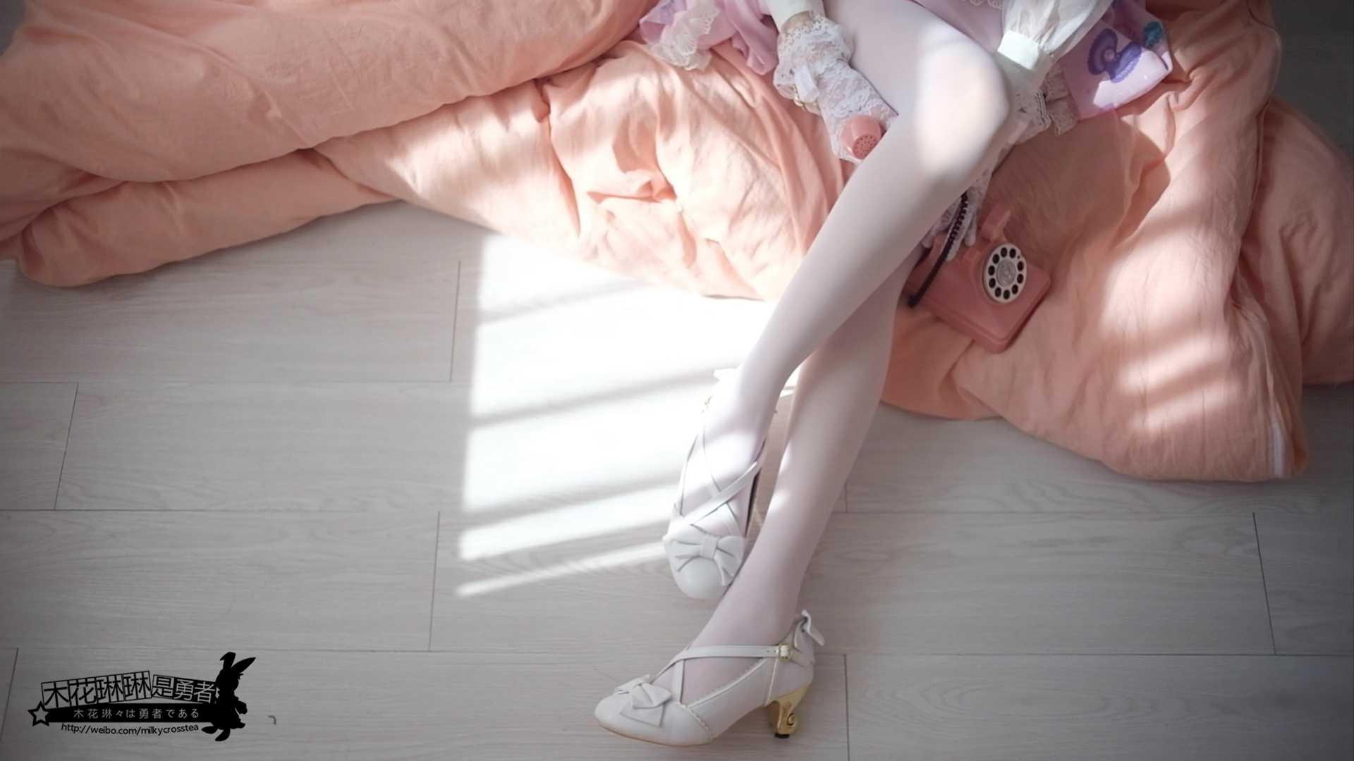 ⭐微博红人⭐木花琳琳是勇者@coser图片-勇者系列03【27P/3V/330MB】插图