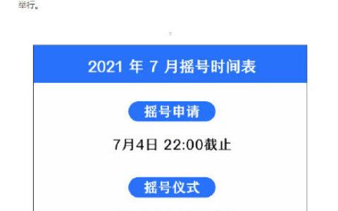 10366份!开启下半年好运!深圳九价HPV疫苗7月6日摇号