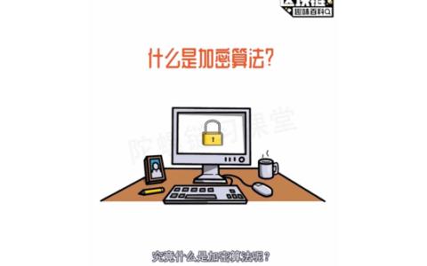 【加密算法是什么?】区块链趣味百科