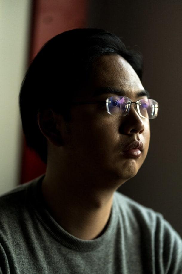 上海企业家兼投资者阎晗说,购买马斯克支持的抗议股票比上街抗议更安全。