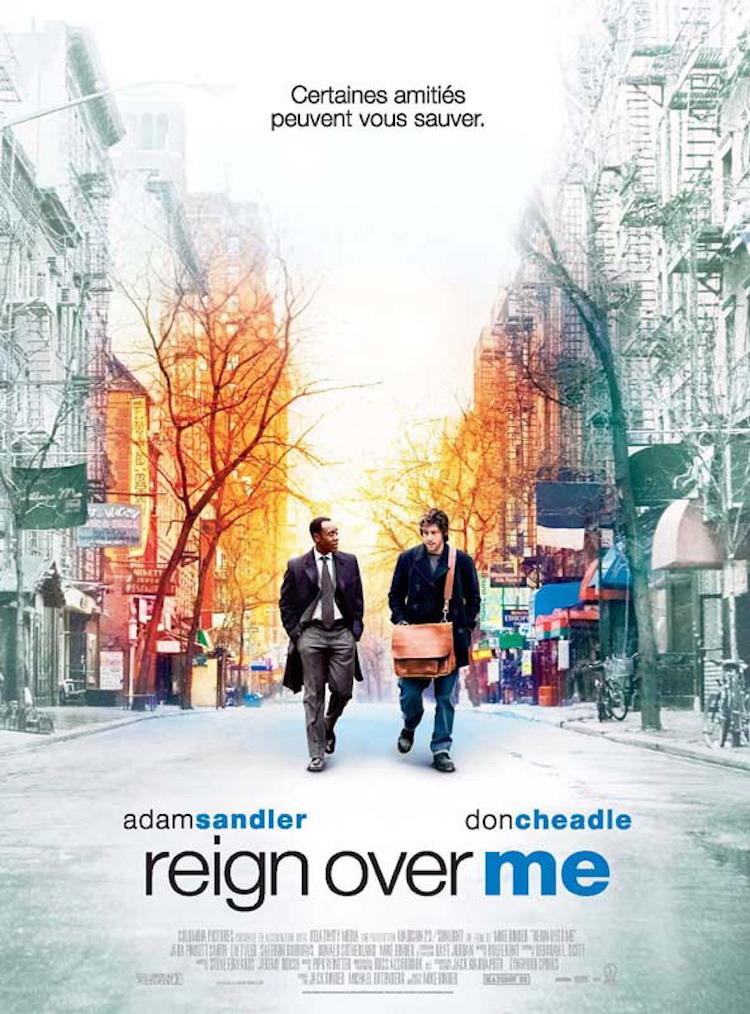 亚当·桑德勒《从心开始》电影观后感:历经孤单后,我们学会拥抱阳光