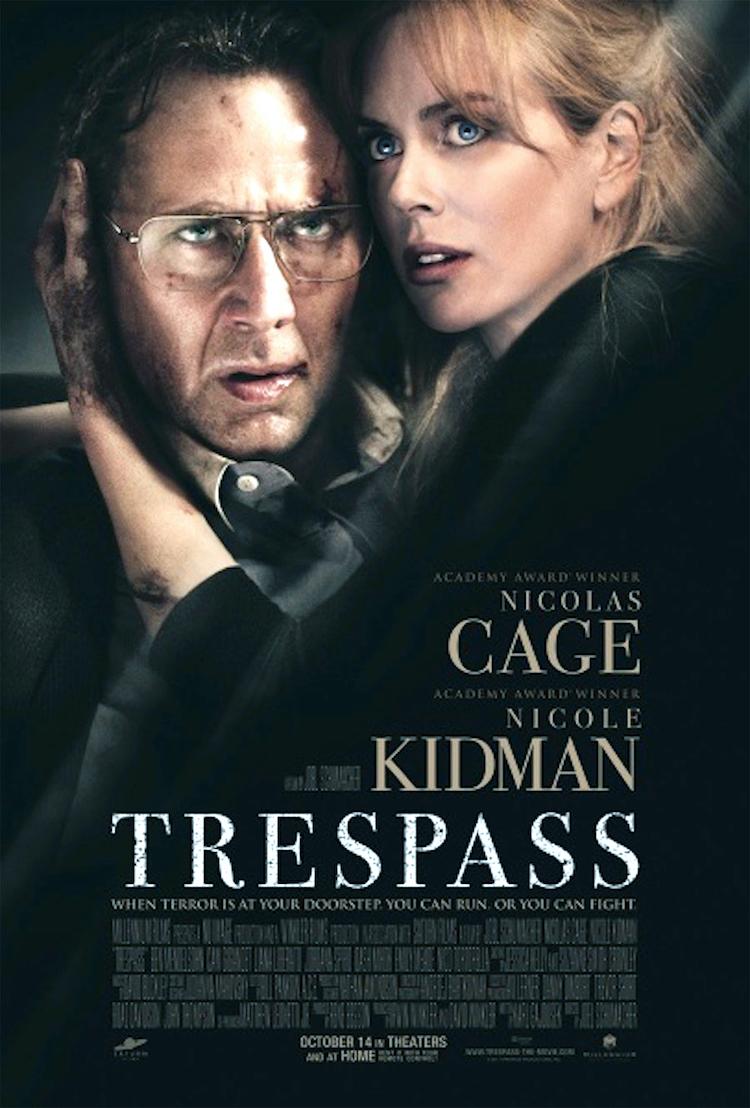 《非法入侵》电影:逻辑奇怪,妮可基德曼是唯一亮点