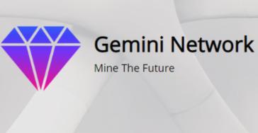 Gemini双子星网络,免费挖矿,24小时收取一次,直推增加0.1GCN/h