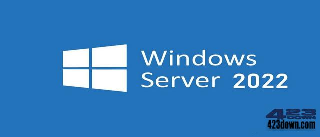 Windows Server 2022 v21H2 官方正式版本