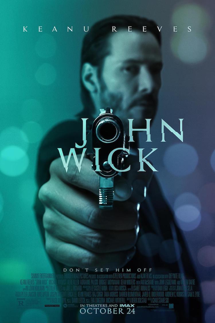 《疾速追杀》(John Wick)电影评价:有创意、够幽默、很好看的杀手电影