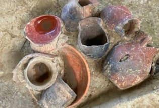 中国桥头遗址出土了9000年前的老啤酒