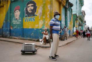 疫情之下的古巴:中国留学生经历粮食危机,想吃肉想疯了