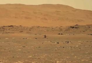 人类无人机火星首飞成功!3米高度悬停30秒,用了哪些核心技术?