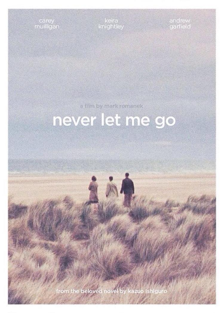 《别让我走》(Never Let Me Go)电影观后感:平淡过后却一脸泪痕