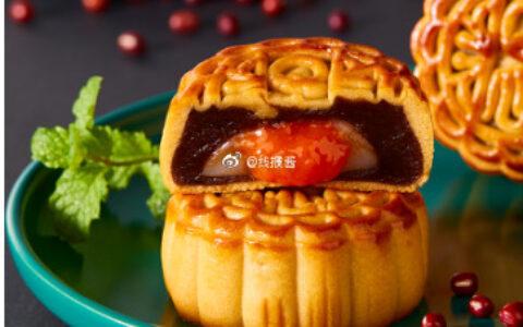 深港传统广式月饼整箱送刀叉,6饼6味【9.9】深港传统