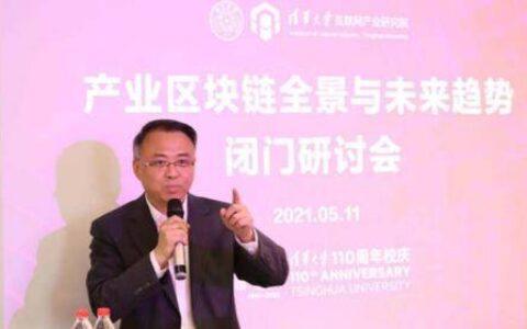清华大学互联网产业研究院朱岩:一碳一数一链打造产业新生态
