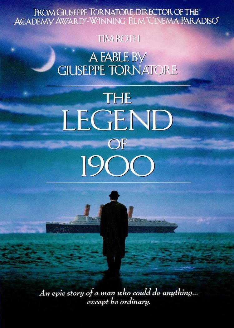 《海上钢琴师》电影观后感:充满着古老经典电影的魅力,值得人们为它沉醉一次