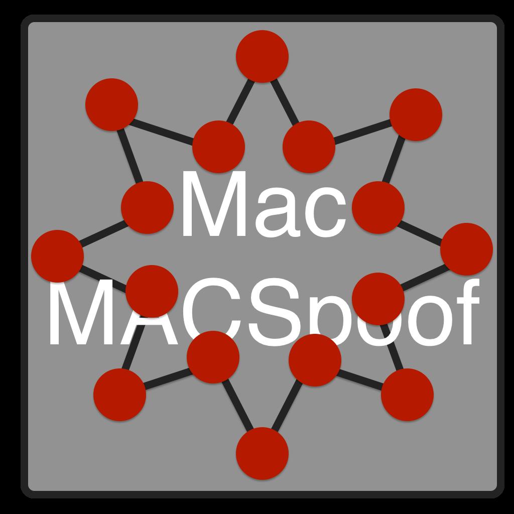 MACSpoof 1.4 破解版 – 网络地址更改工具