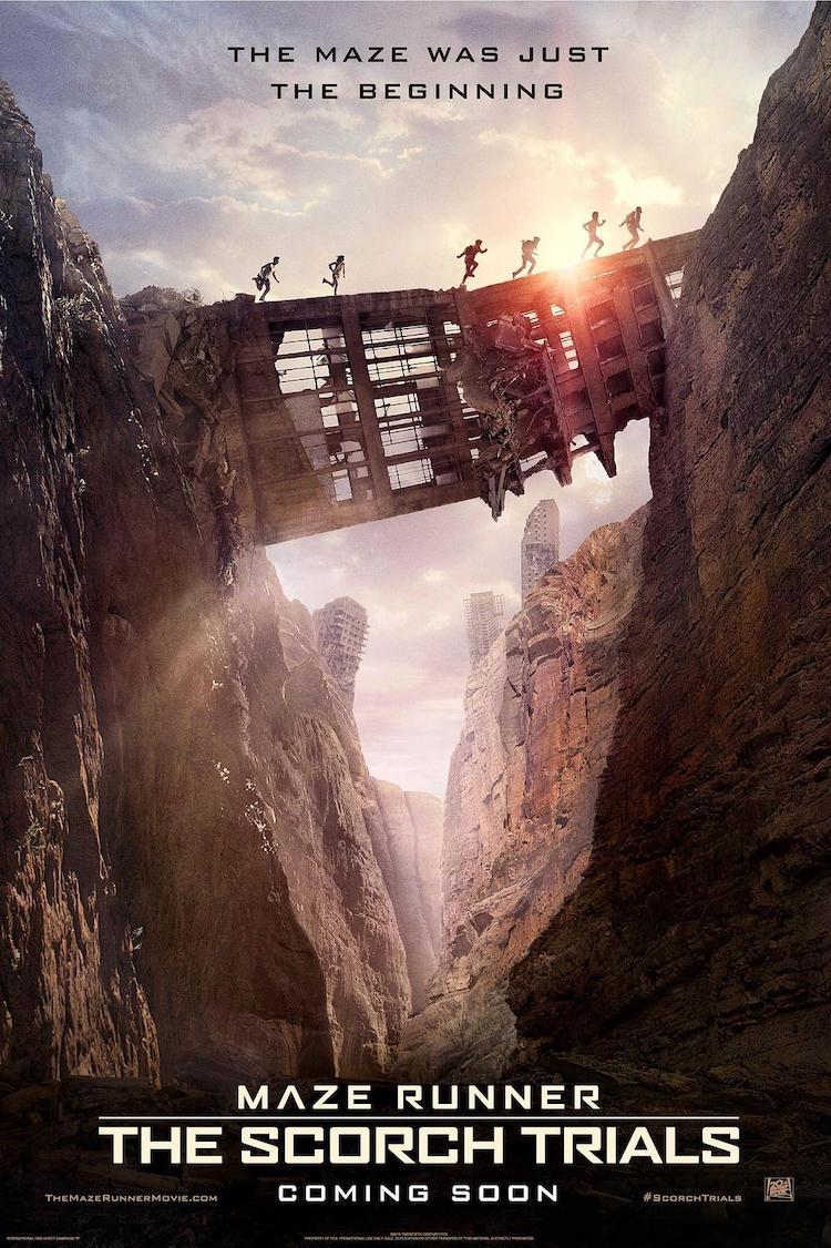 《移动迷宫2》电影:逃出迷宫才是试炼的开始