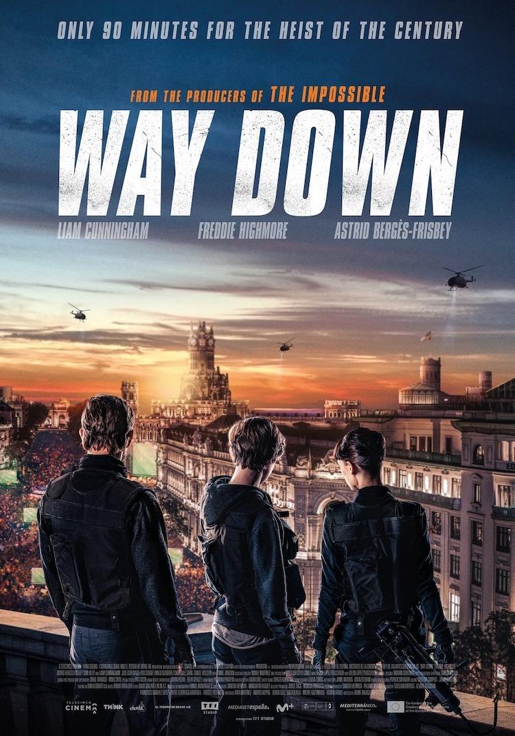 《沿路而下》影评:有爽度又有缜密计划,既流畅又刺激娱乐的精彩商业趣味电影