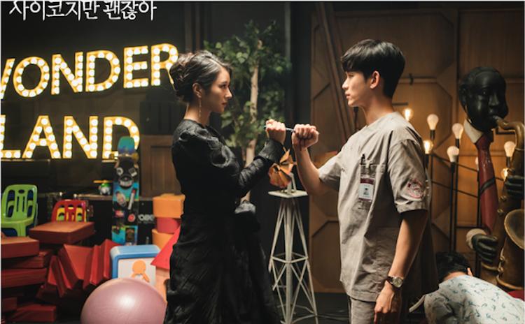 韩剧剧评——《虽然是精神病但没关系》和《没关系是爱情啊》所探讨的精神病