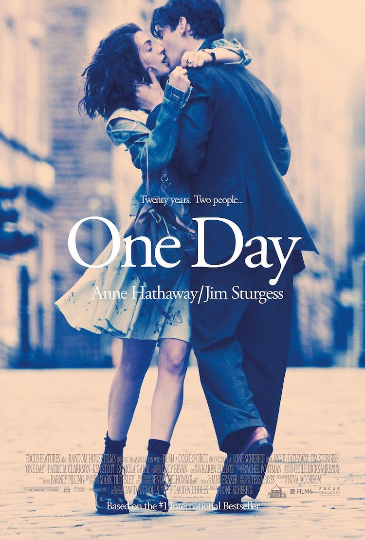 安妮海瑟薇《一天》(One Day)电影影评:删减恰当,整体构架还在