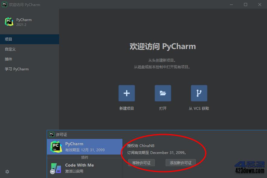 JetBrains PyCharm 2021.2.2 Professional