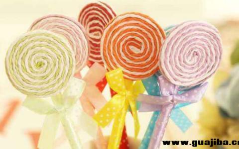 棒棒糖创意定制的网络赚钱新思路