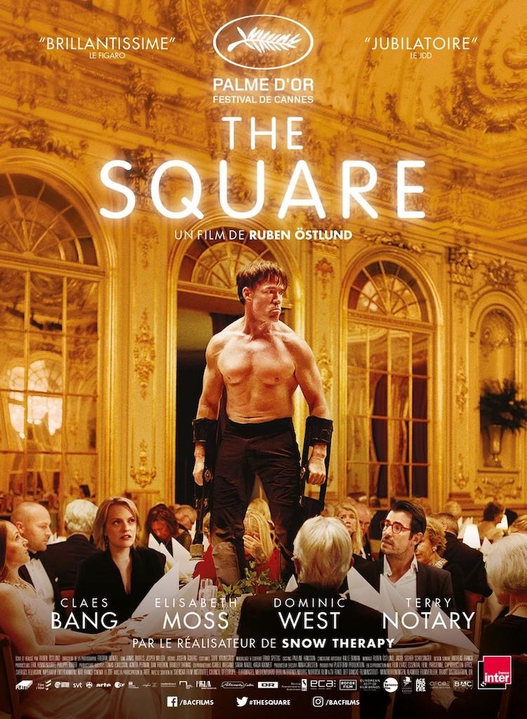《方形》(The Square)电影影评, 以诙谐逗趣的手法显示出社会阶级的对比
