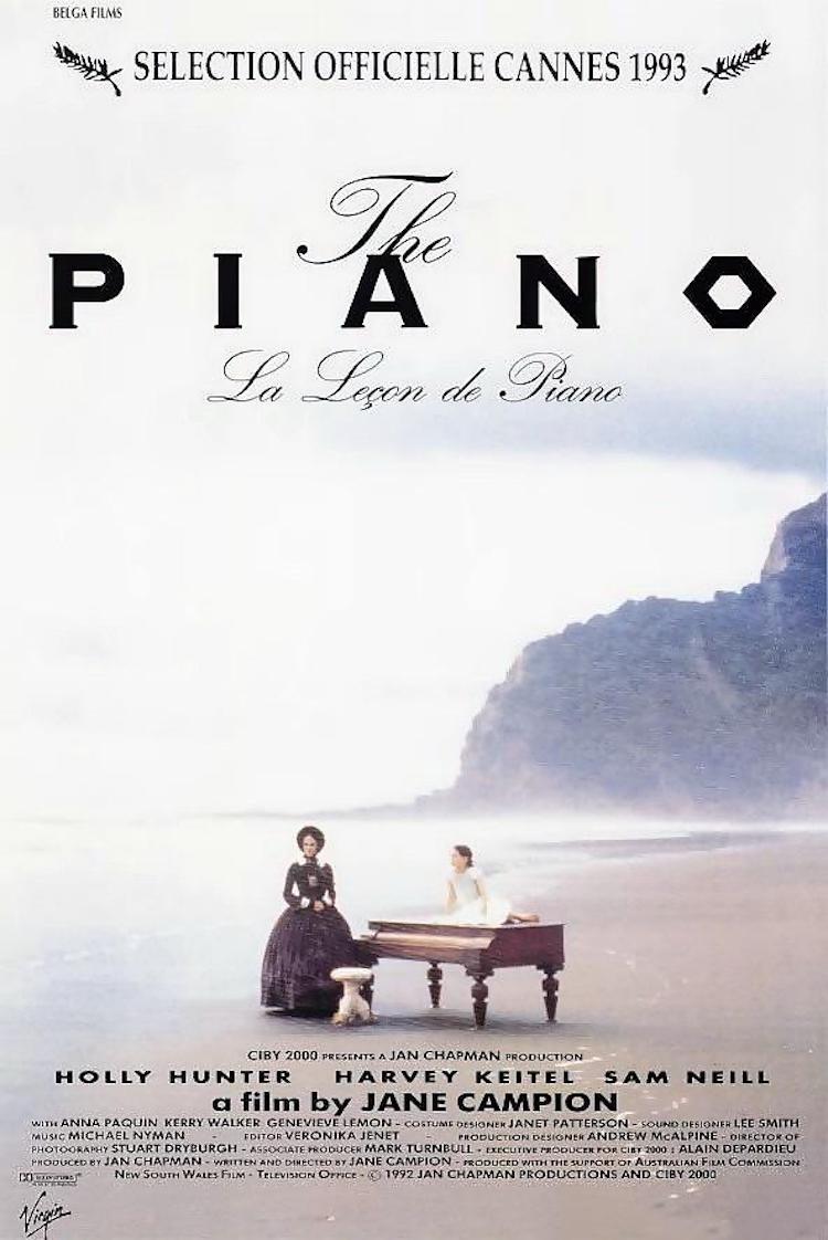 《钢琴课/钢琴师和她的情人/钢琴别恋》电影影评:计谋开始的爱情