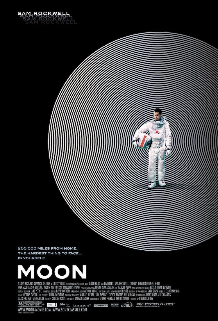 【科幻电影】《月球》电影影评:以孤独为出发带出了一个带着悲剧色彩的科幻寓言