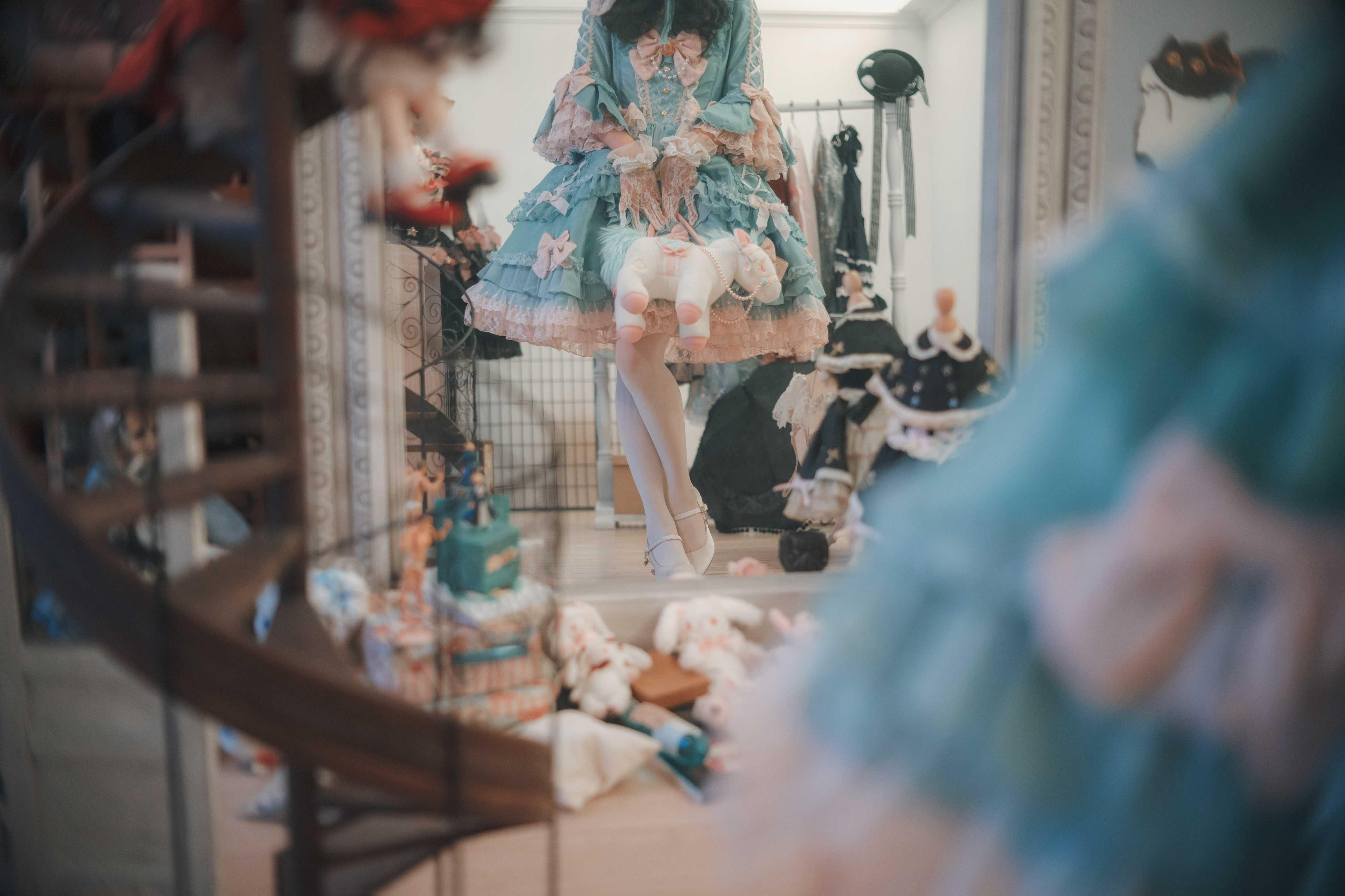 ⭐微博红人⭐木花琳琳是勇者@coser图片-勇者系列07【41P/2V/777MB】插图1