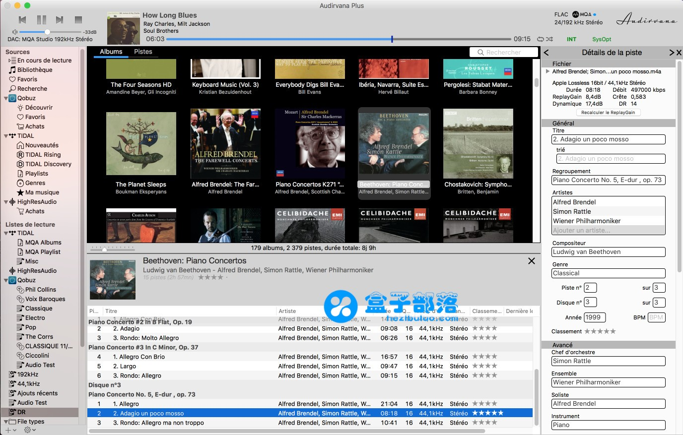 Audirvana Plus for Mac
