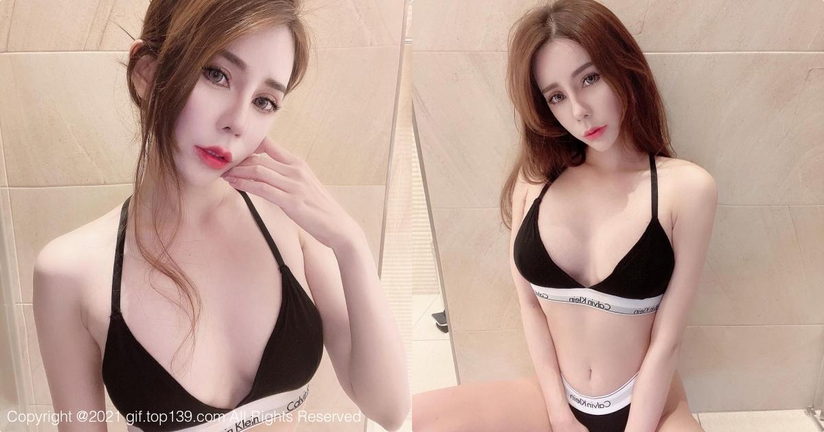 性感美女「NiNi Ho」内衣辣照超诱人