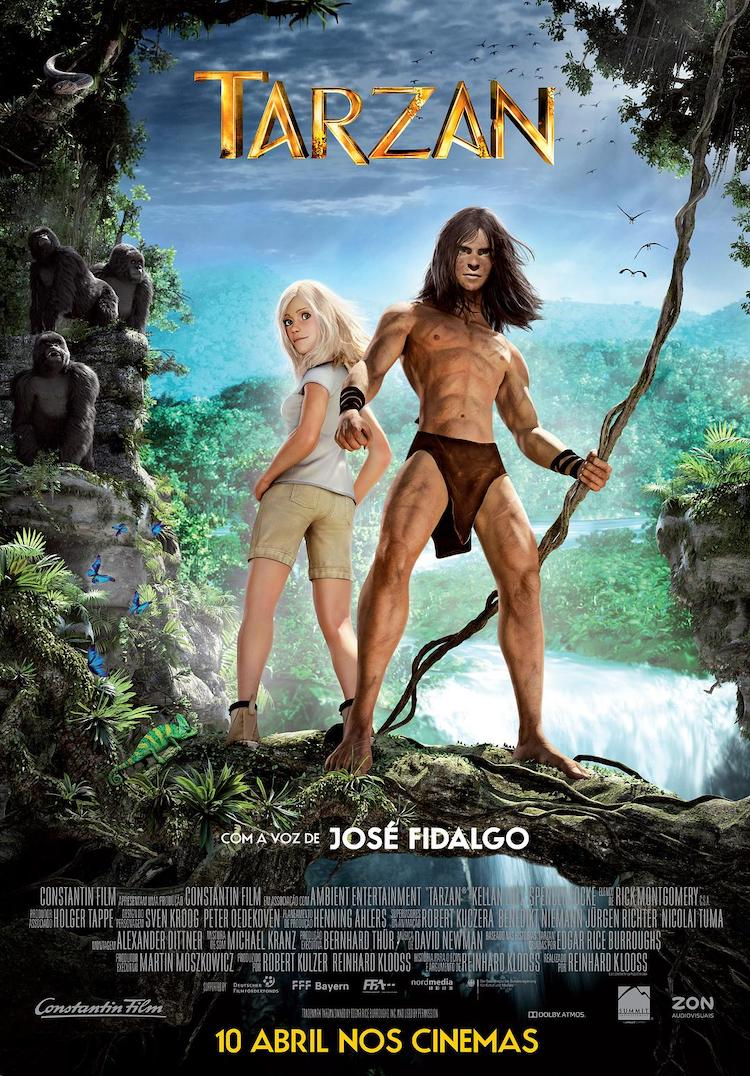 【动画电影】《丛林之王》评价:拥有绚丽精细的画面,却少了些许灵魂