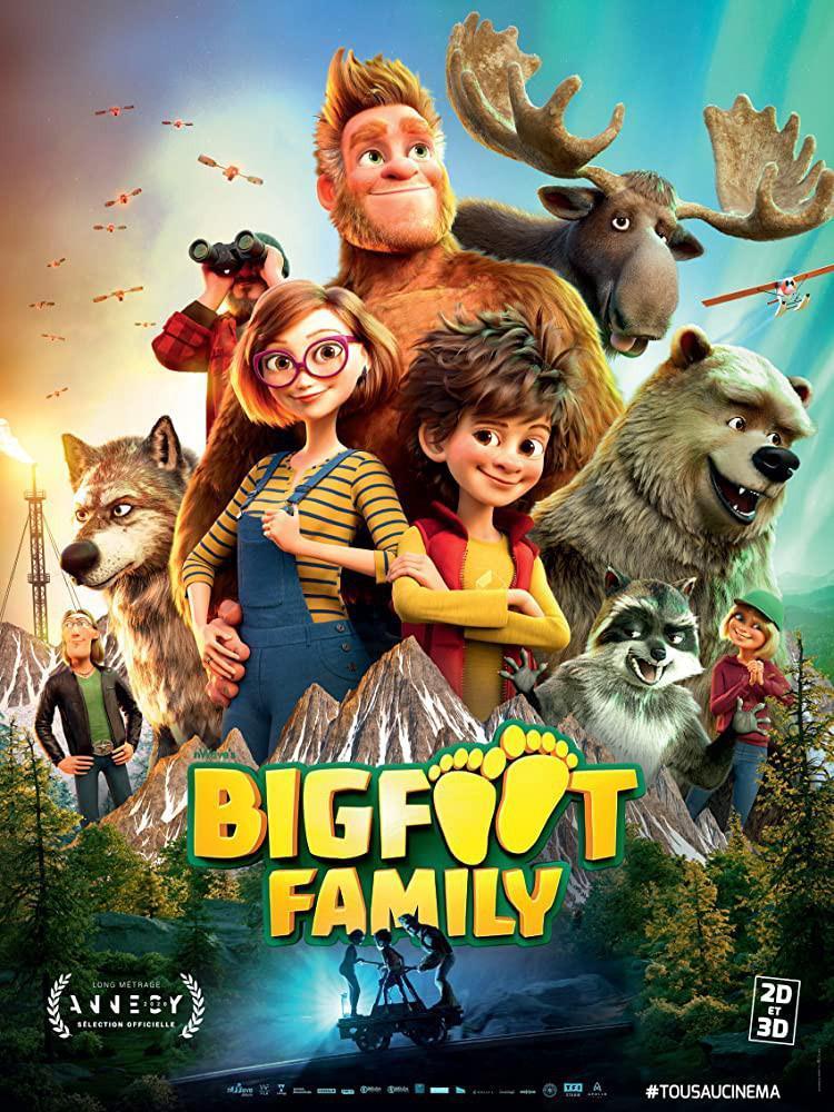 《大脚丫家族》动画电影:不忘娱乐大人的儿童环保动画